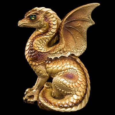 Spectral Dragon - Gold