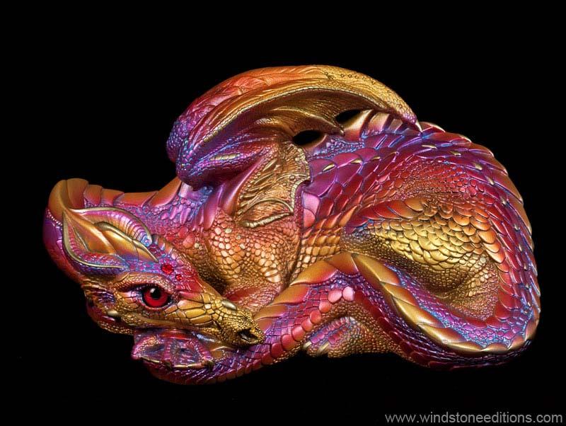 Mother Dragon - Violet Flame