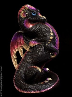 Emperor Dragon - Black Gold