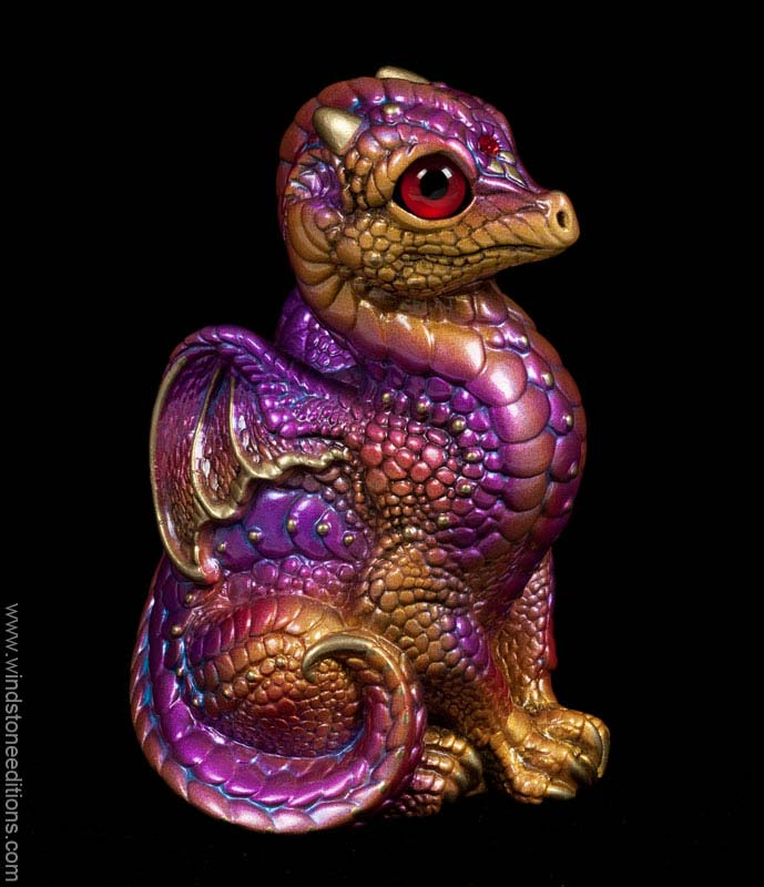 Baby Dragon - Violet Flame