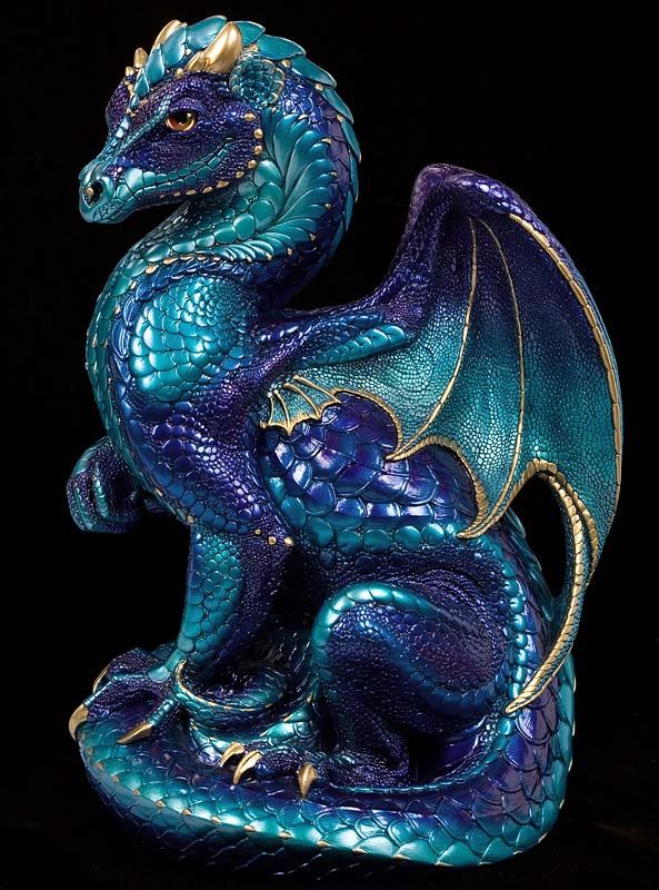 Twilight Secret Keeper Dragon by Windstone Editions